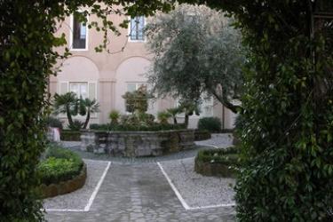 Voi Hotel Donna Camilla Savelli: Garten ROM