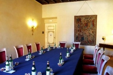 Voi Hotel Donna Camilla Savelli: Konferenzraum ROM