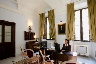 Voi Hotel Donna Camilla Savelli: Lobby ROM