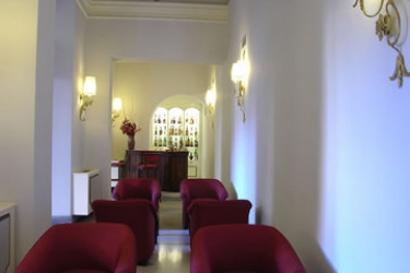 Voi Hotel Donna Camilla Savelli: Lounge ROM