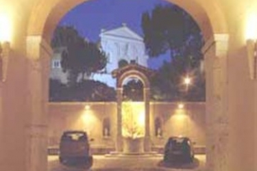 Hotel Columbus: Eingang ROM