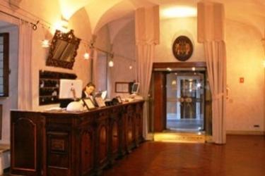 Hotel Columbus: Lobby ROM