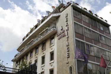 Grand Hotel Hermitage: Außen ROM