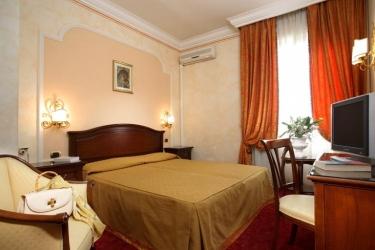 Grand Hotel Hermitage: Doppelzimmer  ROM
