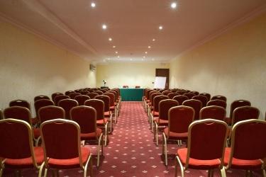 Grand Hotel Hermitage: Konferenzraum ROM