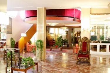Grand Hotel Hermitage: Lobby ROM