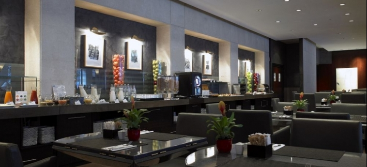 Hotel Nh Collection Roma Centro: Frühstücksraum ROM