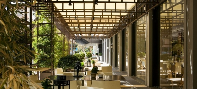 Hotel Nh Collection Roma Centro: Patio ROM