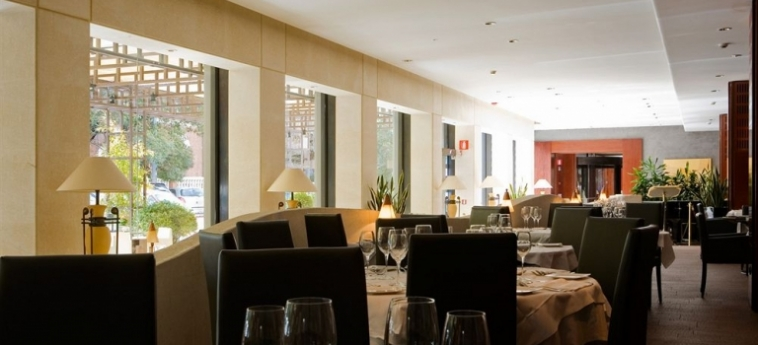 Hotel Nh Collection Roma Centro: Restaurant ROM