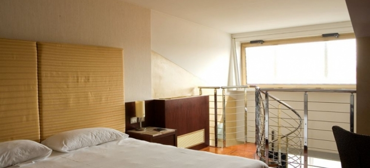 Hotel Nh Collection Roma Centro: Suite ROM