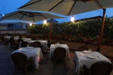 Albergo Ottocento: Restaurant ROM