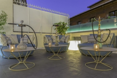 Fotografie Aleph Rome Hotel Curio Collection By Hilton