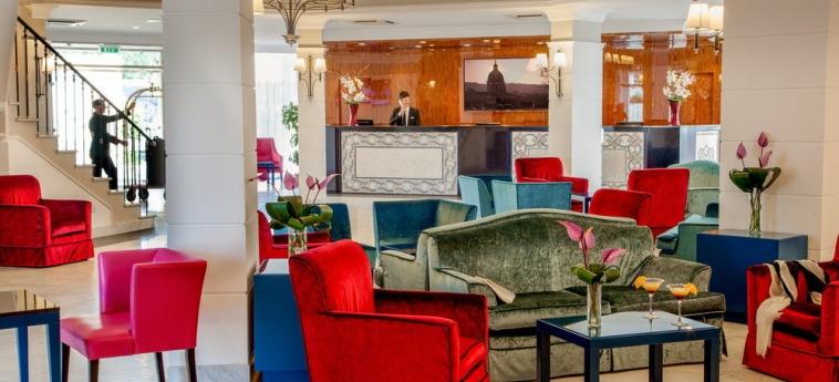 Hotel Cristoforo Colombo: Hotel interior ROMA