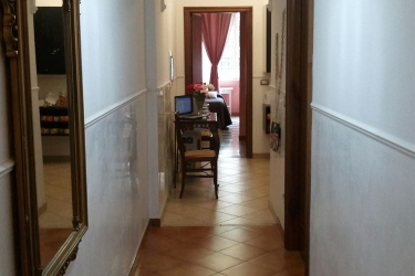 B&b Casa Di Silvia: Corridoio ROMA