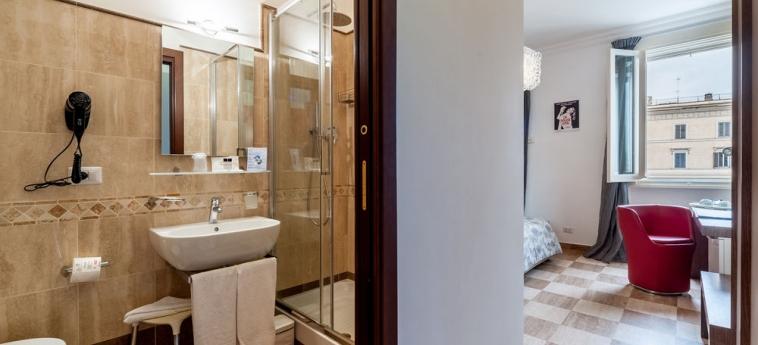 Hotel La Dolce Vita Barberini: Area per feste di compleanno ROMA