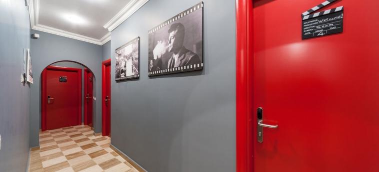 Hotel La Dolce Vita Barberini: Lobby ROMA