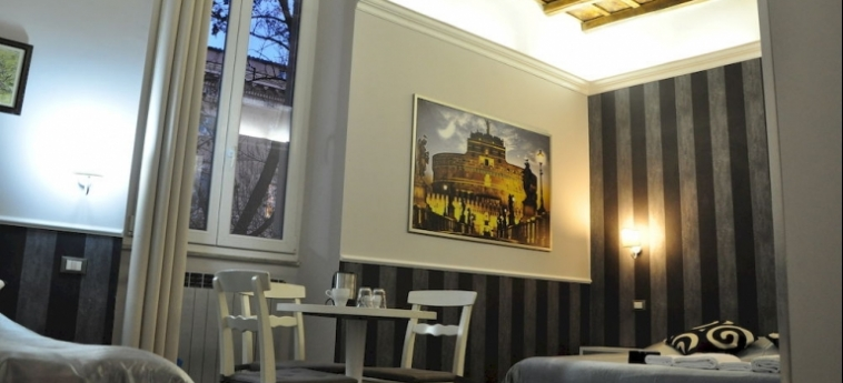Hotel Navona Nice Room: Cantina ROMA