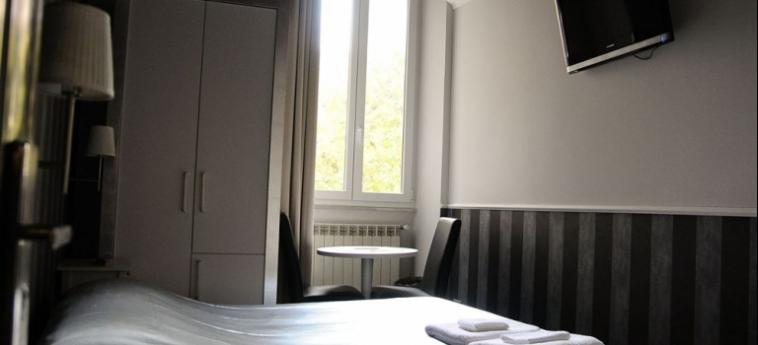 Hotel Navona Nice Room: Entrata ROMA