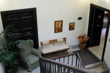 Hotel Nazional Rooms: Scalinata ROMA