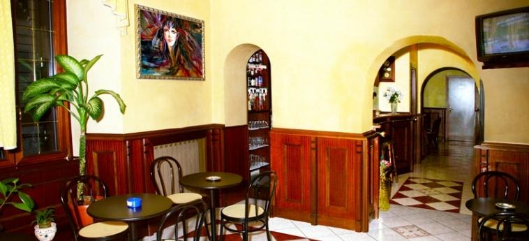 Hotel Tre Stelle: Bar ROMA