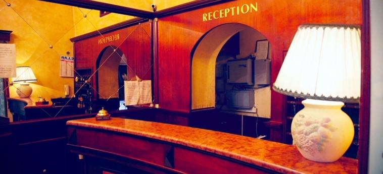 Hotel Tre Stelle: Reception ROMA