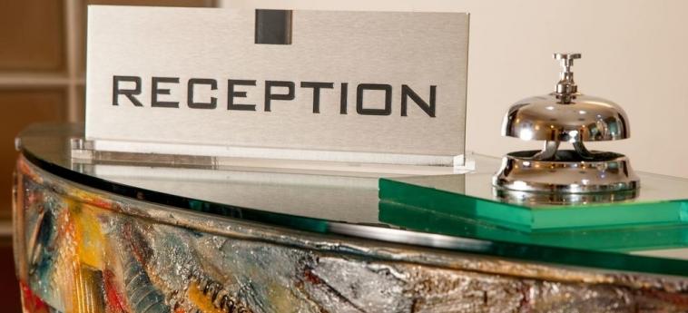 Hotel Artis: Reception ROMA