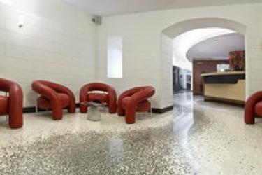 Hotel Memphis: Hall ROMA