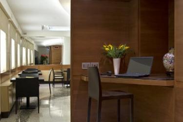 Hotel Memphis: Internet Point ROMA