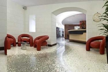 Hotel Memphis: Lobby ROMA