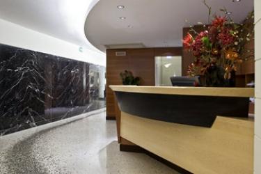 Hotel Memphis: Recepción ROMA