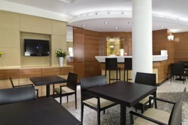 Hotel Memphis: Sala de Desayuno ROMA