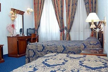 Hotel Silva: Guest Room ROMA