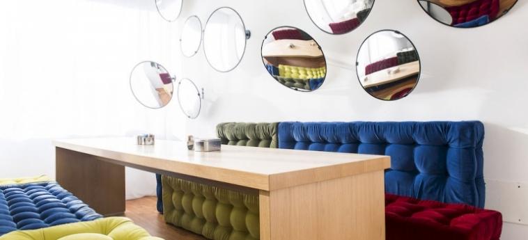 Hotel Mariet: Patio ROMANO DI LOMBARDIA - BERGAMO