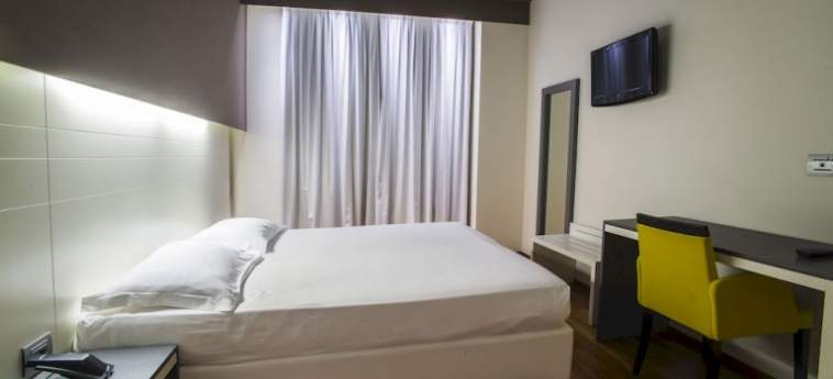 Hotel Mariet: Vista ROMANO DI LOMBARDIA - BERGAMO