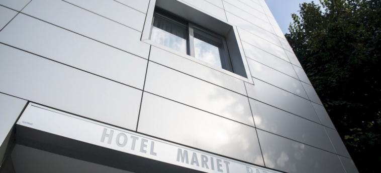 Hotel Mariet: Esterno ROMANO DI LOMBARDIA - BERGAMO