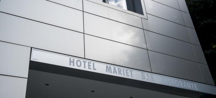 Hotel Mariet: Sala Colazione ROMANO DI LOMBARDIA - BERGAMO