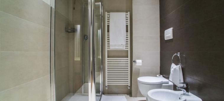 Hotel Mariet: Badezimmer ROMANO DI LOMBARDIA - BERGAMO
