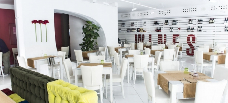 Hotel Mariet: Restaurant ROMANO DI LOMBARDIA - BERGAMO