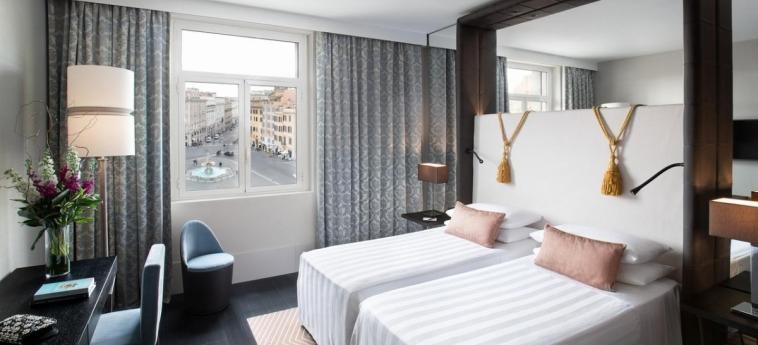 Hotel Sina Bernini Bristol: Guestroom ROME - Lazio
