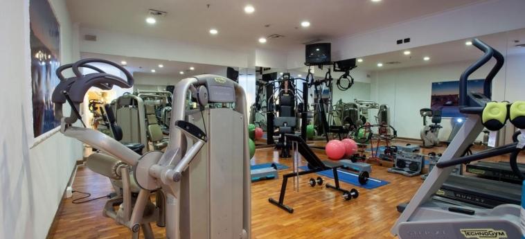 Hotel Sina Bernini Bristol: Gym ROME - Lazio