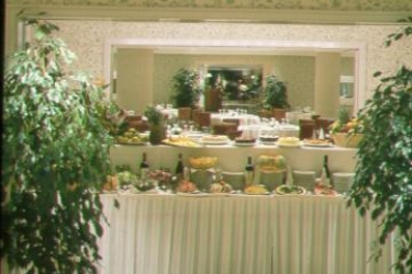Hotel Courtyard By Marriott Rome Central Park: Banquet Room ROME