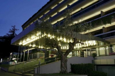 Hotel Courtyard By Marriott Rome Central Park: Exterior ROME