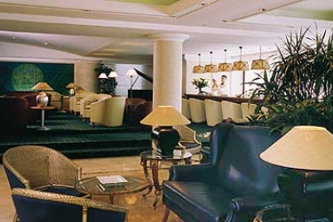 Hotel Courtyard By Marriott Rome Central Park: Hall ROME