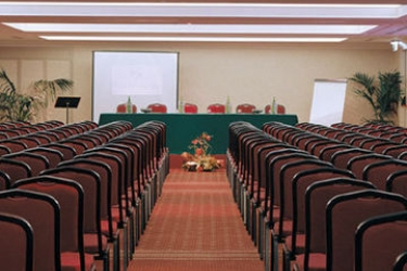 Hotel Courtyard By Marriott Rome Central Park: Meeting Room ROME