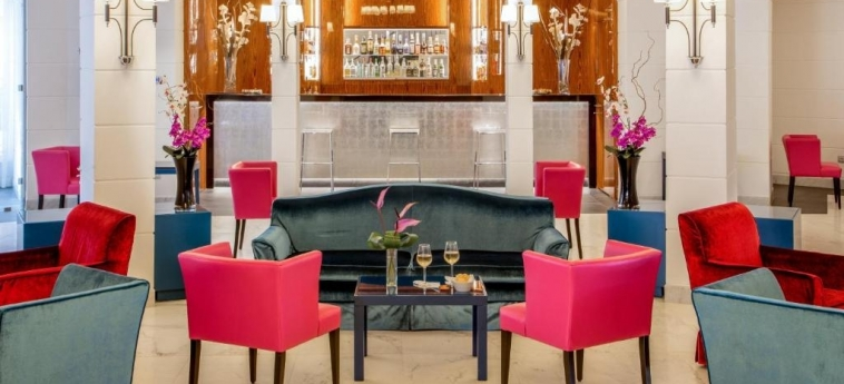 Hotel Cristoforo Colombo: Bar ROME