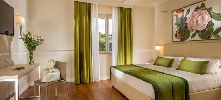 Hotel Cristoforo Colombo: Photo descriptive ROME