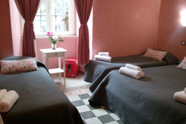 B&b Casa Di Silvia: Guestroom ROME