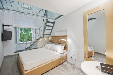 Hotel Luxury On The River: Chambre ROME