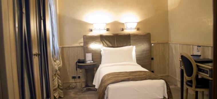 Hotel Barocco: Chambre Unique ROME