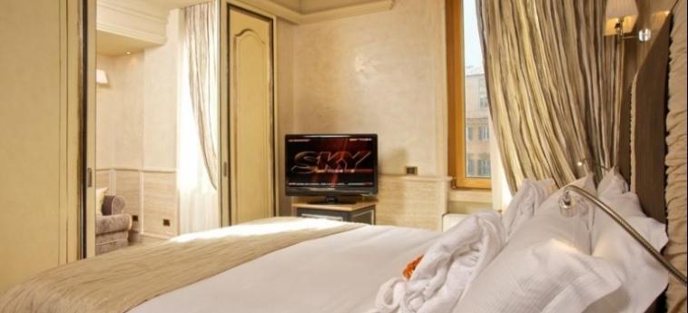 Hotel Barocco: Intérieur ROME